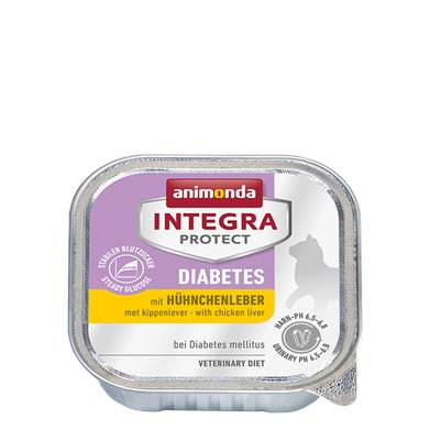 Animonda Integra Protect Gatti Diabetes Fegato di Pollo per GATTI | cod. 4017721866934