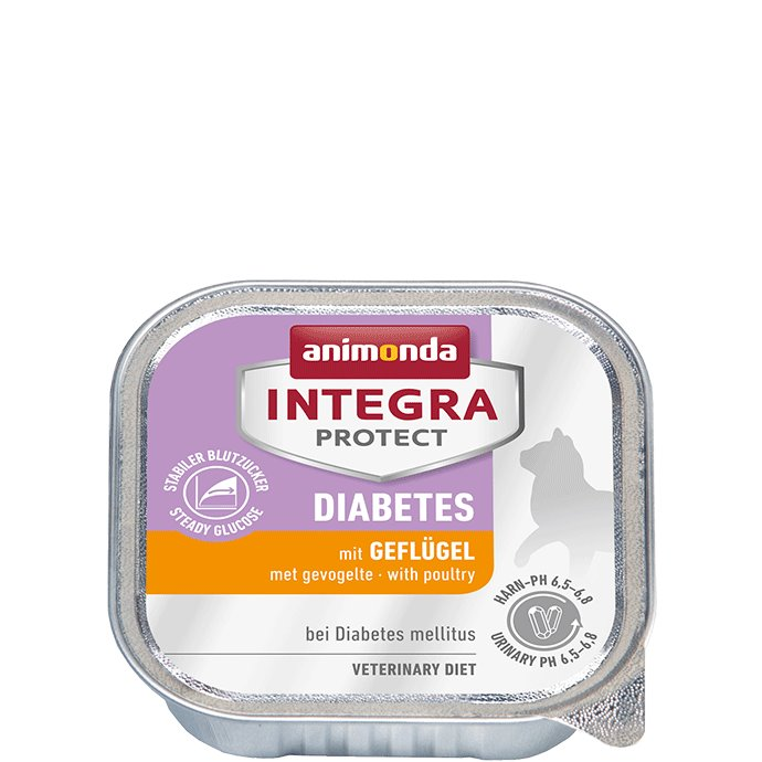 Animonda Integra Protect Gatti Diabetes Pollame